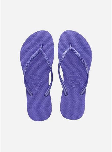 Havaianas flip flop slim purple