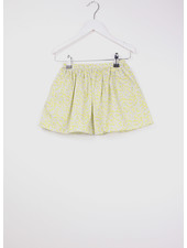 Club Cinq skirt yellow flower