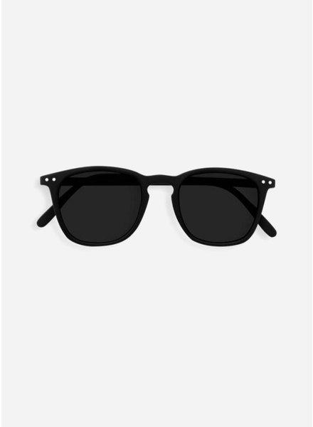 Izipizi sun #E black - grey lenses