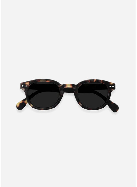 Izipizi sun #C tortoise - grey lenses
