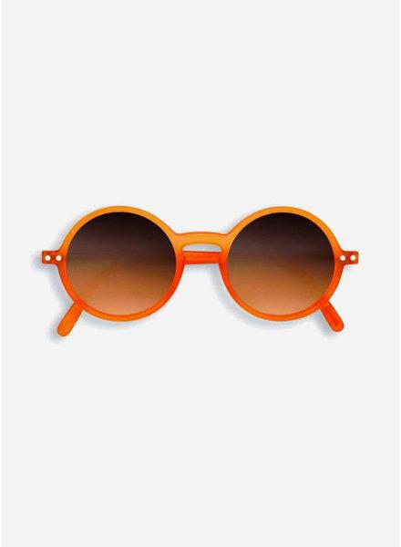 Izipizi sun #G adult orange flash - brown lenses