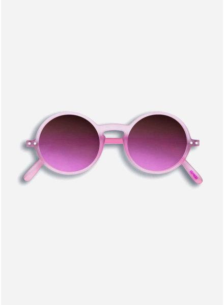 Izipizi sun #G adult pink halo - pink lenses
