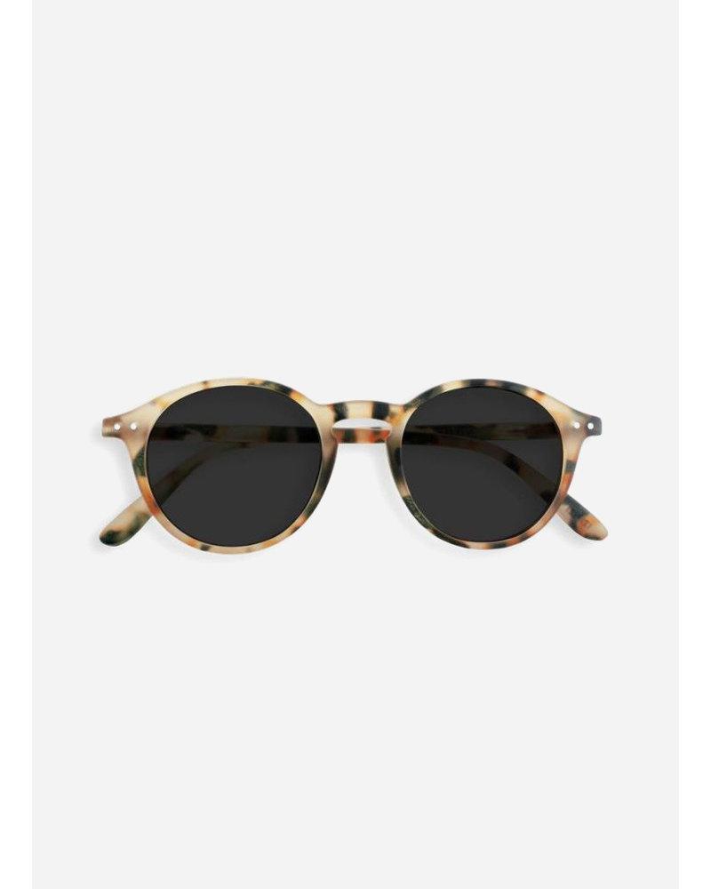 Izipizi sun #D adult light tortoise - grey  lenses