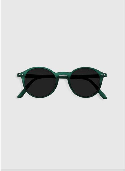 Izipizi sun #D adult green - grey lenses