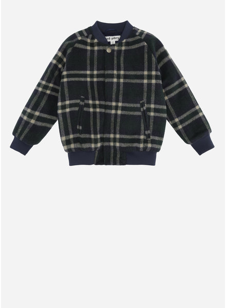 Soft Gallery early jacket, bw check