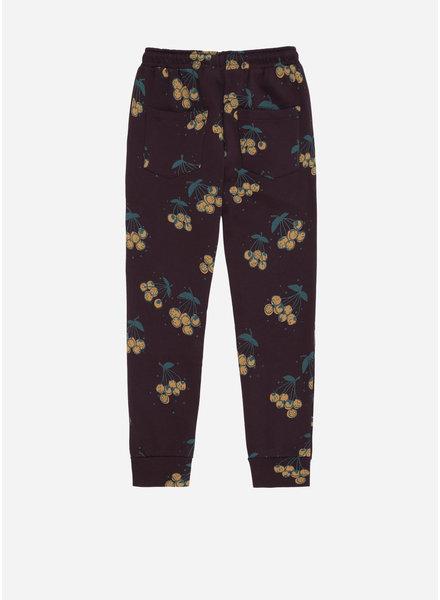 Soft Gallery charline pants, winetasting, aop berries