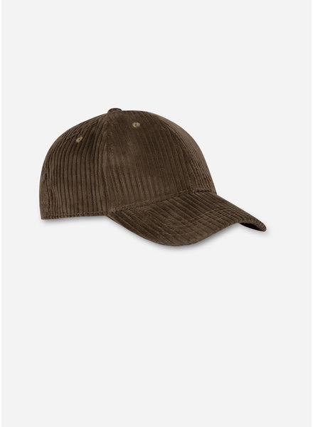 Repose 50. cap - dark olive