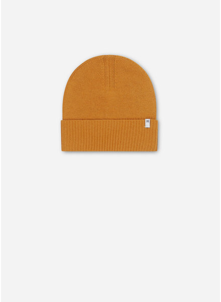 Repose 40. knitted hat - warm yellow