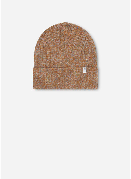 Repose 40. knitted hat - mixed warm wheat