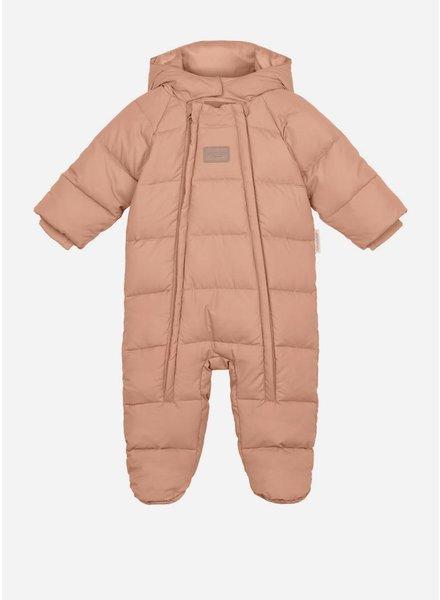 MarMar Copenhagen obert puffer outerwear baby rose brown