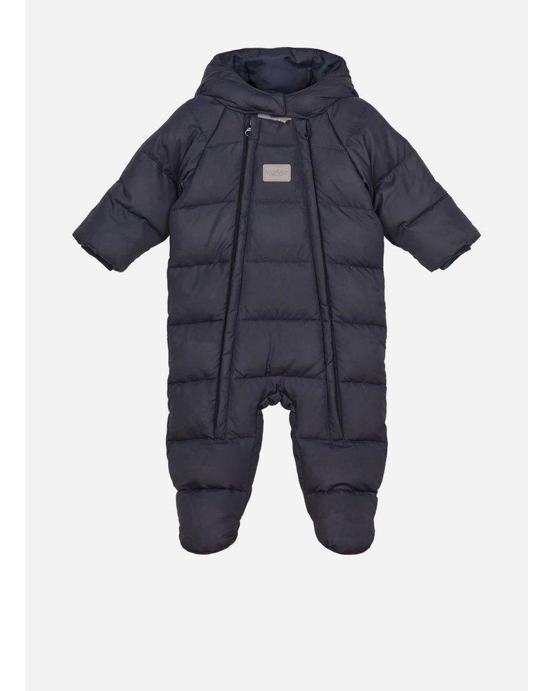 MarMar Copenhagen obert puffer outerwear baby darkest blue