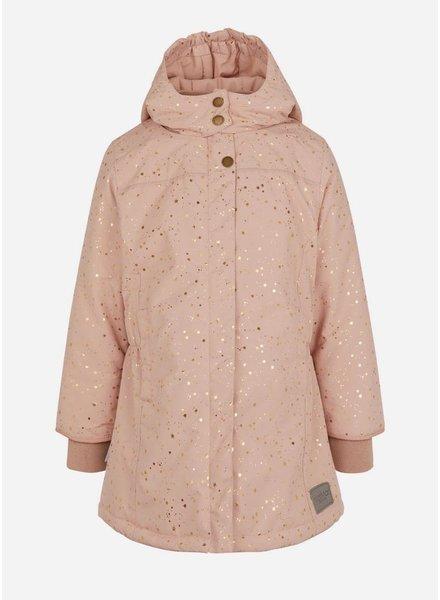 MarMar Copenhagen olga technical outerwear dusty rose starflake