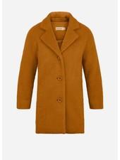 MarMar Copenhagen osla wool coat outerwear tumeric