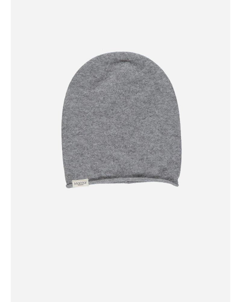 MarMar Copenhagen anna cashmere hat grey melange