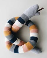 Liewood fillippa knitted snake stripe multi