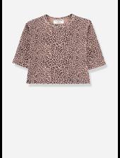 1+ In The Family rotterdam long sleeve t-shirt rose/burgundy