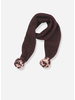 1+ In The Family berna scarf burgundy