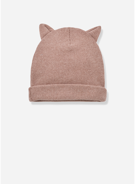 1+ In The Family paris beanie w/ears rose