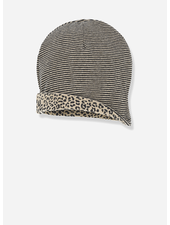 1+ In The Family bon beanie black/beige