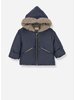 1+ In The Family calgary jacket dark blue