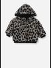 1+ In The Family columbia hood jacket black/beige