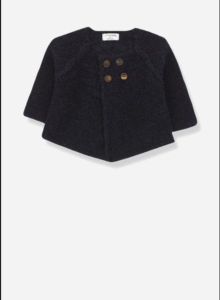 1+ In The Family geneve jacket dark blue