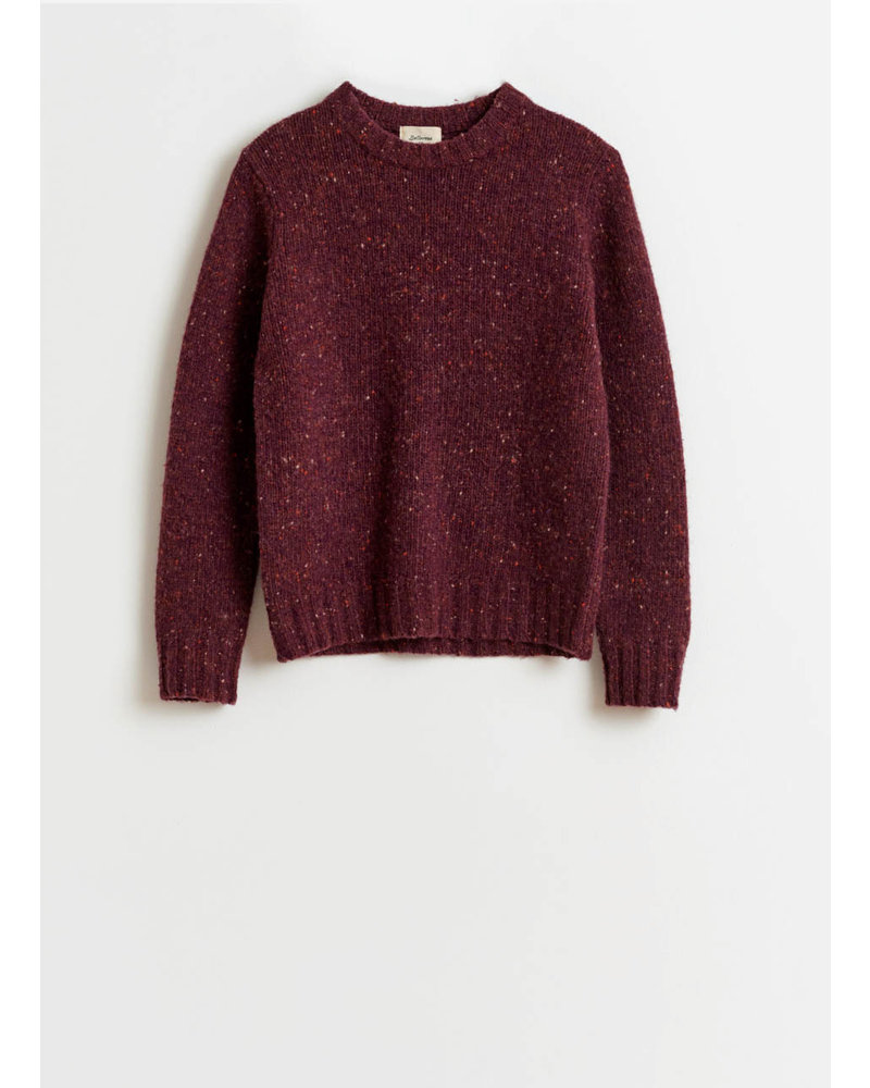 Bellerose ginot knitwear - cabernet