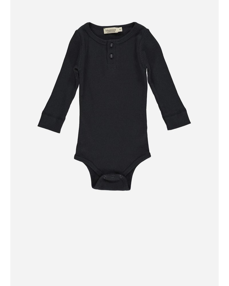 MarMar Copenhagen body ls darkest blue