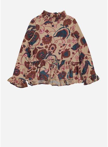 MarMar Copenhagen talva shirt pottery print