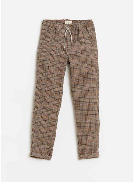 Bellerose painter92 pants - check a