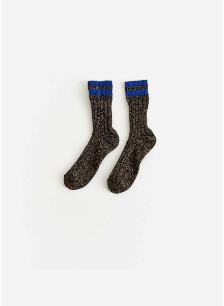 Bellerose faya socks - balck blue