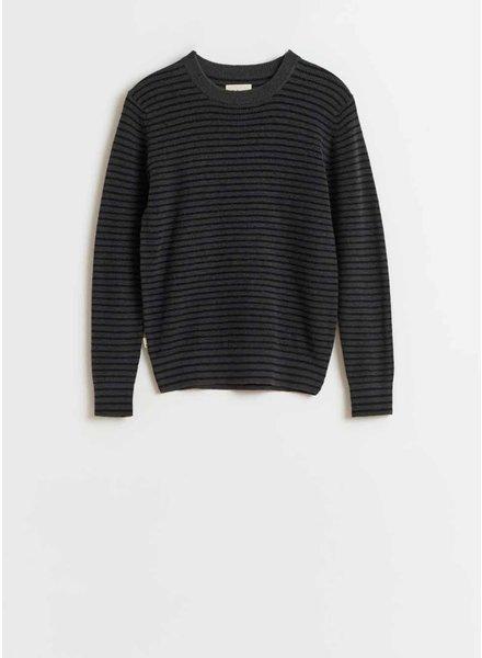 Bellerose goorm knitwear - stripe a