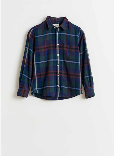 Bellerose gaspar shirt - check i