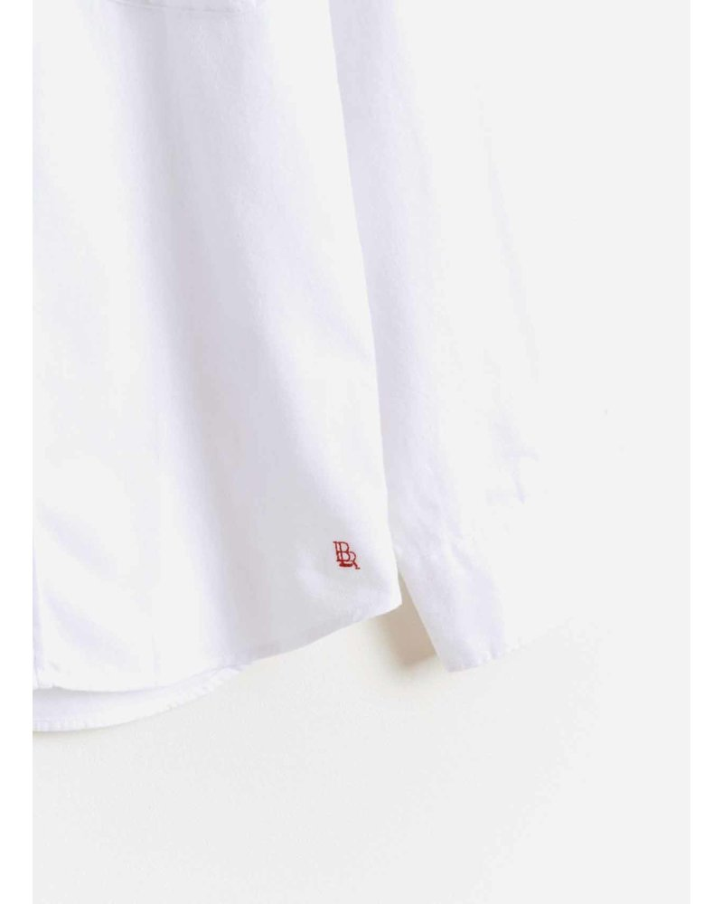 Bellerose ganix92 shirt - white