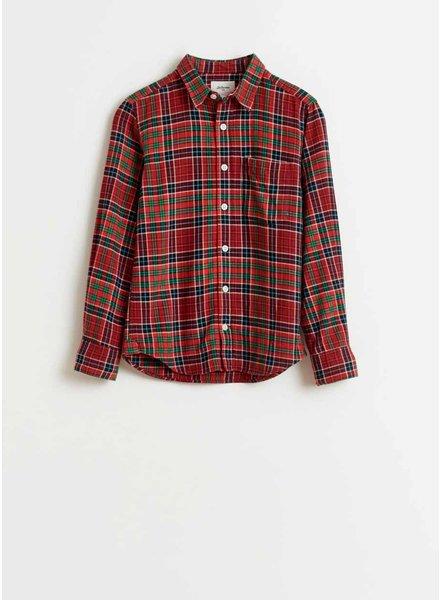 Bellerose ganix92 shirt - check h