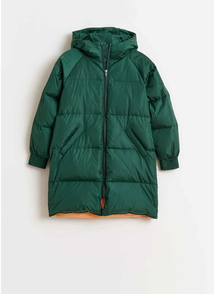 Bellerose humour coats - spinach