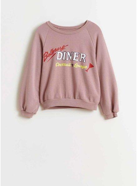 Bellerose faida sweatshirt - lilac