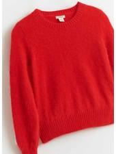 Bellerose dweeg knitwear - ecarlate