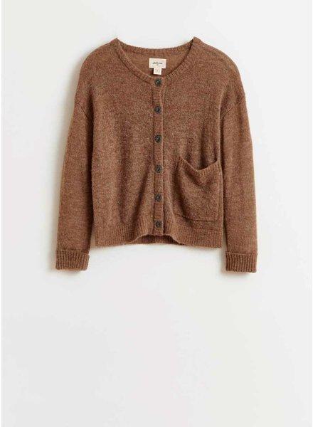 Bellerose dasko knitwear - ecureuil