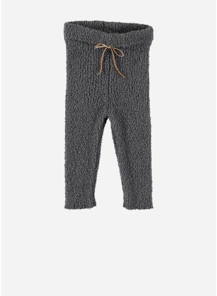 Buho jess baby terry knit legging grey
