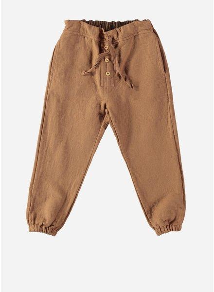 Buho marco cotton pant caramel