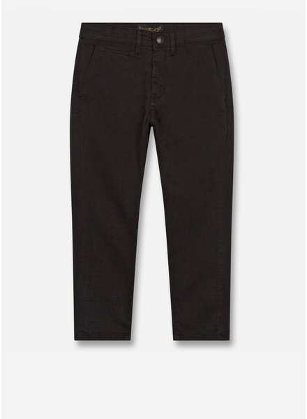 Finger in the nose new scotty - chino fit pants - black