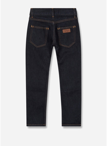 Finger in the nose ewan - jeans - raw denim blue
