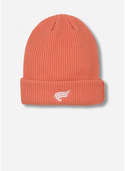 Finger in the nose carson - beanie - vinitage pink