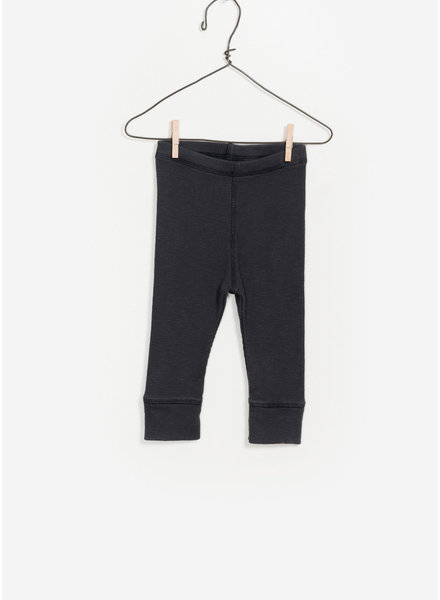 Play Up baby flame rib legging - antracite