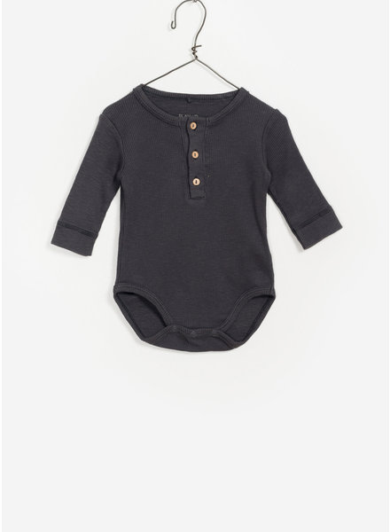 Play Up baby flame rib body - antracite