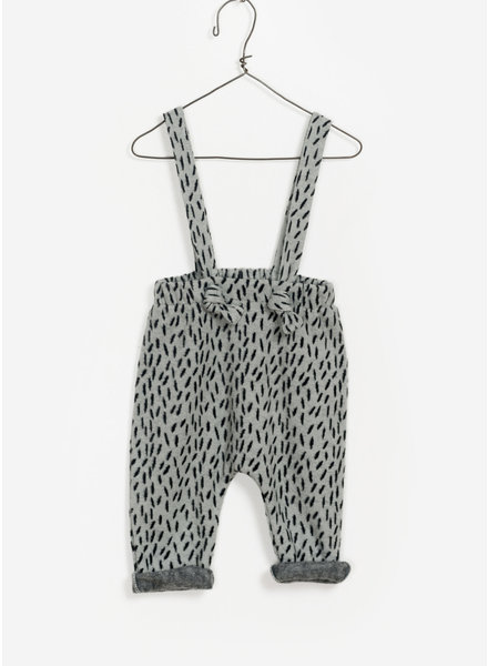 Play Up baby jacquard jumpsuit - mint