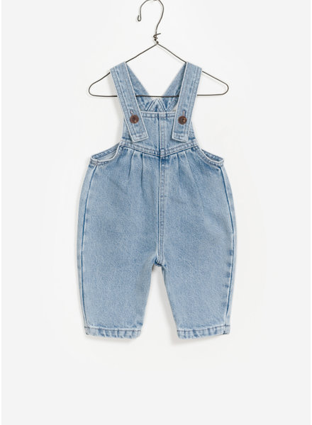 Play Up baby denim jumpsuit - jeans