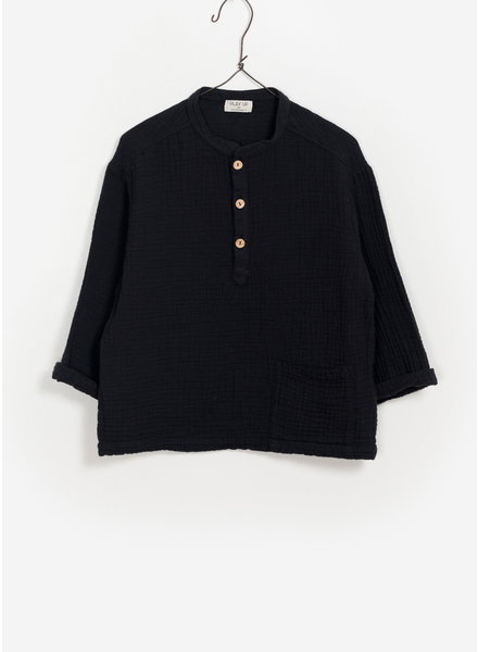 Play Up woven shirt - antracite