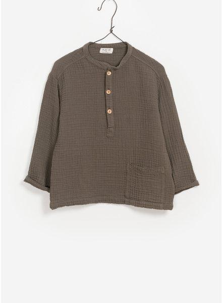 Play Up woven shirt - green